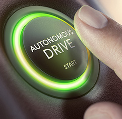 Intelligent Control of Connected and Automated Vehicles