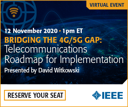 Bridging the 4G/5G Gap: Telecommunications Roadmap for Implementation